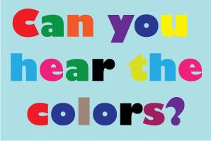 Hear the Colours