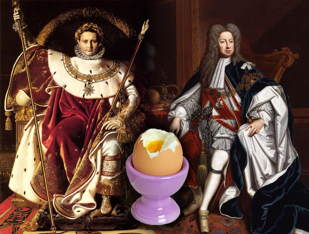 George-Napoleon-Egg